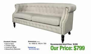 BRAND NEW SOFAS - LOWEST PRICE GUARANTEED Leumeah Campbelltown Area Preview