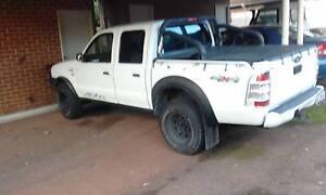 1999 Ford Courier Ute Orelia Kwinana Area Preview