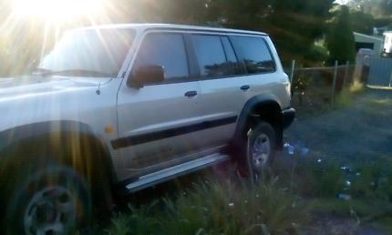 Nissan Patrol 98 2.8 diesel