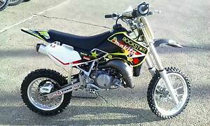 2005 Suzuki RM65 (2 Stroke) Kids MX Bike Aberdare Cessnock Area Preview