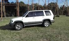 1999 Holden Jackaroo Wagon PLENTY REGO Campbellfield Hume Area Preview