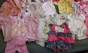BRAND NEW BABY GIRL CLOTHES 000 Strathpine Pine Rivers Area Preview