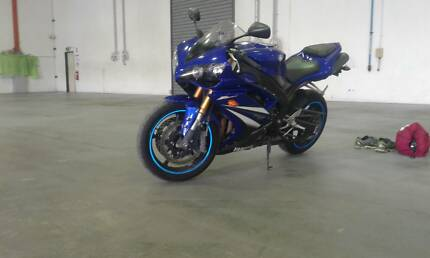 Yamaha r1 Redcliffe Redcliffe Area Preview