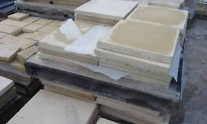 SECONDS PAVERS 400X400X40MM VARIOUS COLOURS AND FINISHED Hackham Morphett Vale Area Preview