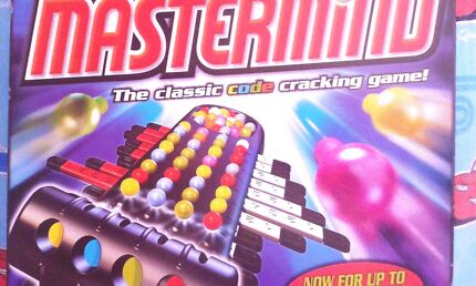 MASTERMIND .FAMILY/KIDS GAME Macquarie Fields Campbelltown Area Preview