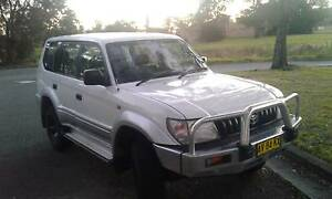 1998 Toyota LandCruiser Wagon Warilla Shellharbour Area Preview