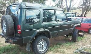 Land Rover.  Discovery. 1 Gulgong Mudgee Area Preview