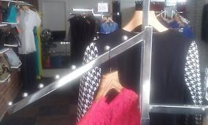 Quality clothe racks, hangers, bags and jumpsuits for sale Beenleigh Logan Area Preview
