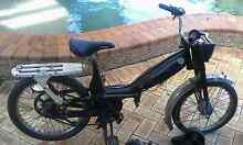 Antique bicycle motorised Bayview Darwin City Preview