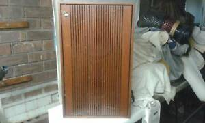 Vintage Overeem Audio Speakers $20 Albion Brisbane North East Preview