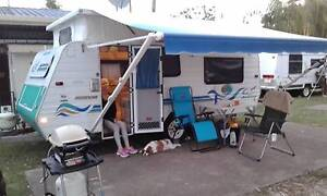 Jayco 25th anniversary Freedom Gympie Gympie Area Preview