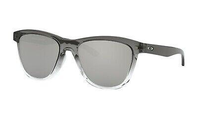Oakley Moonlighter POLARIZED Sunglasses OO9320-07 Dark Ink Fade / Chrome Iridium Chrome Womens Sunglasses