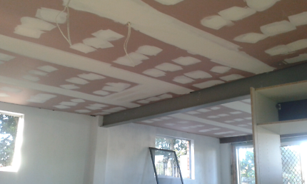 Plasterer available now