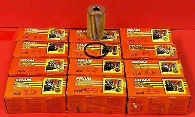 Case of 12 Fuel Filters Fram CG20 for CHEVROLETEL CAMINO,K10 PICKUP,DODGEB100