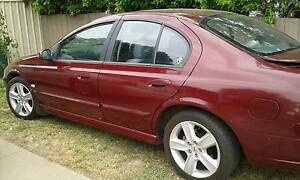 2003 Ford Falcon Ute Tocumwal Berrigan Area Preview