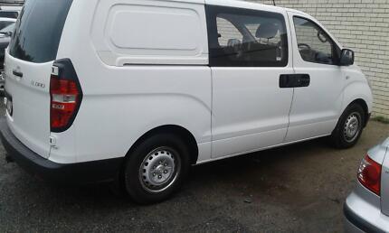 Hyundai I Load Crew Cab
