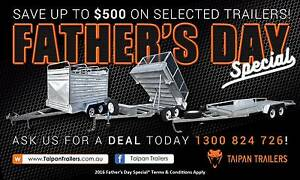 8x5 10x5 10x6 Hot Dip Gal Tandem Trailers Largest Range Best Deal Coopers Plains Brisbane South West Preview