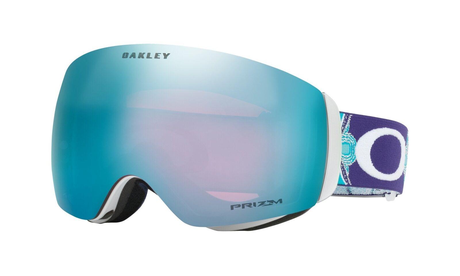 7c6c4d298805 Oakley Flight Deck XM Jamie Anderson Prizm Snow Goggles Wanderlust Ice for  sale online