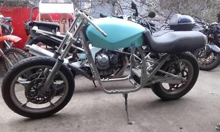 1100 Suzuki Katana Project Bike