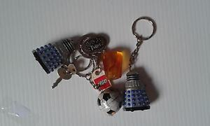 daleks ddoctor who Harry potter Lego key chains Cummins Lower Eyre Peninsula Preview