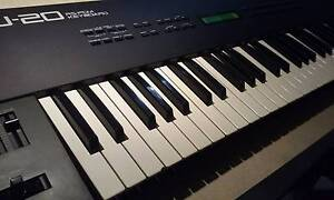 Roland  U-20 Keyboard -   Working Good Cranbourne Casey Area Preview