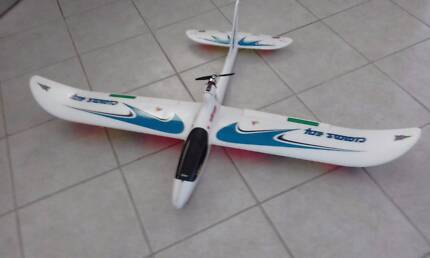 AXN Rc plane Clouds Fly Floater . 1280mm