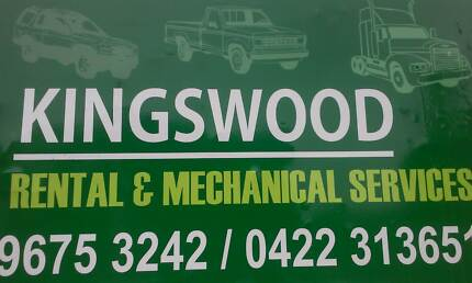 RENTAL AND MECHANICAL SERVICES Mount Druitt Blacktown Area Preview