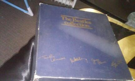 beatles collection records Morts Estate Lithgow Area Preview