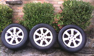 Rims and tyres Adamstown Heights Newcastle Area Preview