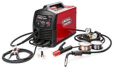 Lincoln Power Mig 140mp Mig Welder K4498-1