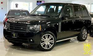 2011 Land Rover Range Rover HSE|1 OWNER|SERVICED BY GRANDTOURING