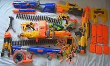 Nerf Guns and ammunition for sale Ulverstone Central Coast Preview
