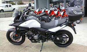 2015 V- Strom DL650 Suzuki Aberdare Cessnock Area Preview