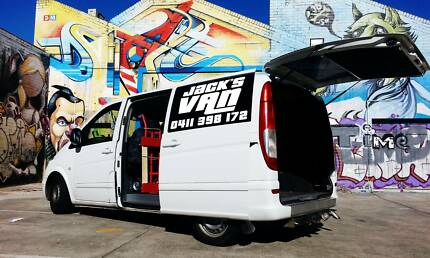 Man & Van Hire from only $30! Courier Deliveries & Mini Removals