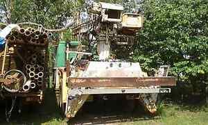 Crane truck Herbert Litchfield Area Preview