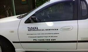 TADANA Mechanical services Medina Kwinana Area Preview