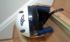 Youth moyorcycle helmet