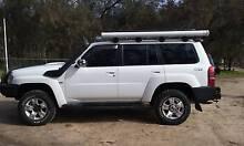 2006 Nissan Patrol GU IV ST (4x4) White 5 Speed Manual Wagon ++ Mandurah Mandurah Area Preview