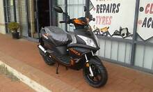 NEW VMOTO MONZA 2 50 CC 2 STROKE SCOOTER 6MNTHS INTEREST FREE Malaga Swan Area Preview