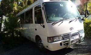 2002 Toyota Coaster Bus For Sale Pacific Pines Gold Coast City Preview