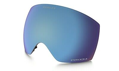 Oakley Flight Deck Prizm Sapphire Snow Goggle Replacement Lens 101-423-001