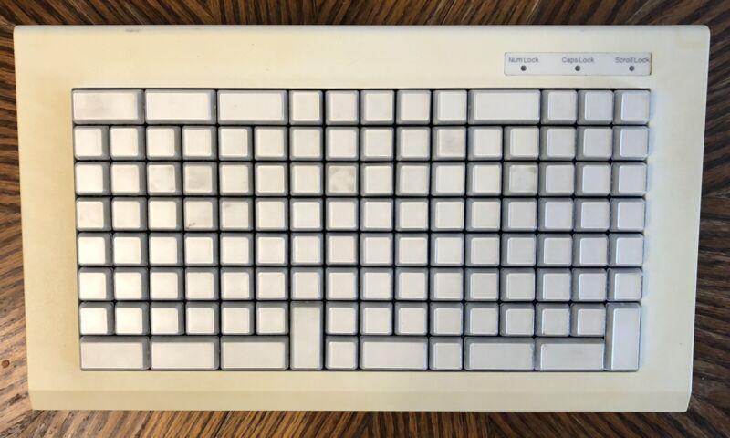 Preh Commander M128WX 90311-001/0001 Programmable Keyboard