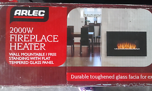 Electronic fireplace heater Charlestown Lake Macquarie Area Preview