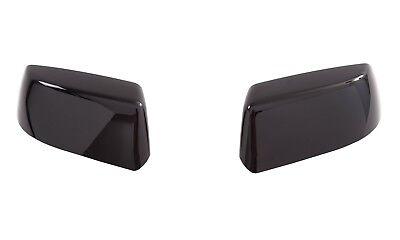 23236146 GM Gloss Black Mirror Covers 2015-2020 Tahoe Suburban Yukon XL OEM NEW