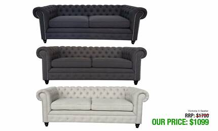 Provincial Style Sofas - WAREHOUSE OUTLET - 50% OFF RRP