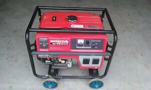 EM 4500SX Honda Generator Yatala Gold Coast North Preview