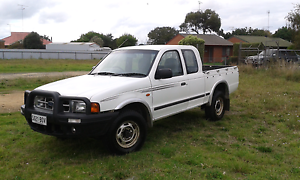 Ford Courier 4WD Ute 2001 Model Mount Gambier Grant Area Preview