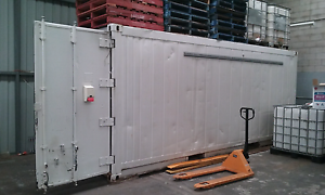 Refrigerated/Freezer Shipping Container Coolroom Emu Plains Penrith Area Preview