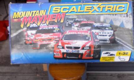 scalextric racing sets Watanobbi Wyong Area Preview