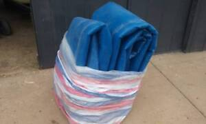 5.5 x 5.5m solar pool blanket offcut Majorca Central Goldfields Preview